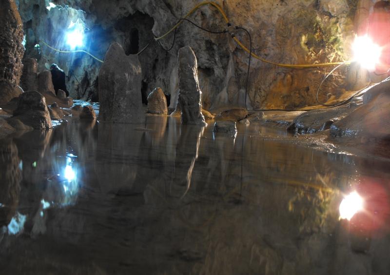 Obiective Turistice Gorj - Peştera Polovragi
