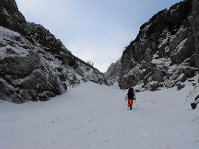tura de iarna pe Valea Alba