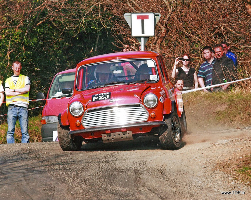 Lloyd Hutchinson – 1st in Class; 9th Overall – Circuit of Kerry ...