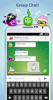Screenshot of Blabcake Messenger