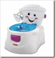 fisher-price potty buddy
