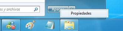 """2010 03 02%2012h41 41 Cómo cambiar la opción """"Apagar"""" por defecto en Windows 7"""