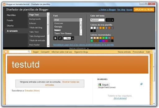 greenshot 2010 03 15 08 33 40 Ya puedes probar el nuevo diseñador de plantillas de Blogger