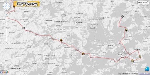 image Sigue el Tour de Francia en directo desde Google Maps