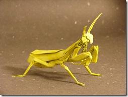 origami-mantis