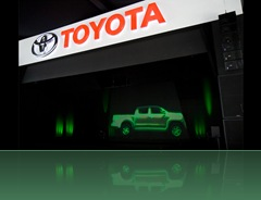 Salao 2 Toyota