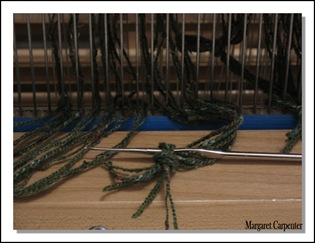 Undoing overhand knot
