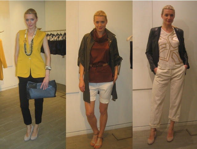 Piazza Sempione Spring 2011 looks Styled by Saneeta of Chic Inspector