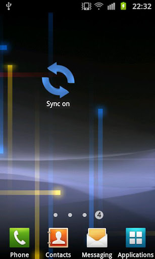 Widget Sync