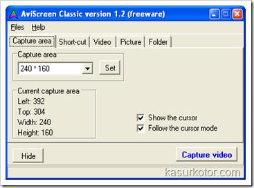 AviScreen