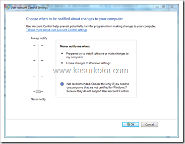 Tips Mempercepat Kinerja Windows 7