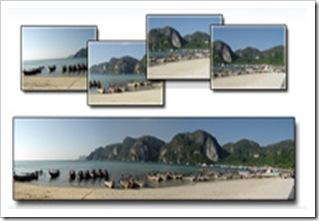 Pos Panorama Pro - Membuat Effect Foto Panorama Dengan Mudah