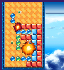 Game Tetris untuk Blacberry