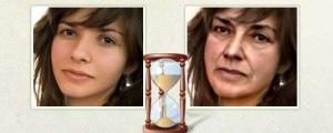 Bentuk Wajah Anda Setelah Puluhan Tahun