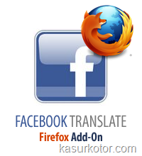 Terjemahkan Status Update dan Komentar di Facebook