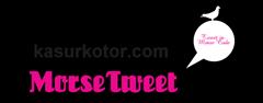 Membuat Status Twitter Dalam Kode Morse