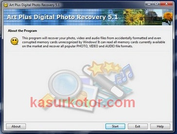 art plus photo recovery