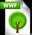 Menyimpan Dokumen Dalam Format WWF yang Ramah Lingkungan