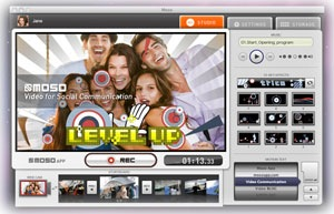 Moso, Video Recorder dan Video editor Untuk Apple Mac