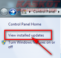 installer updates