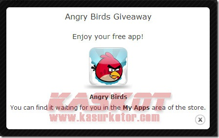 Download Angry Birds Untuk PC - Komputer