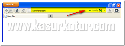Menggabungkan Address Bar dan Search Box di Firefox
