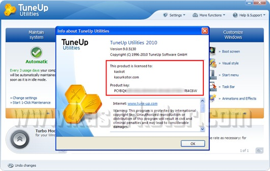 Download TuneUp Utilities Full Version GRATIS [English]