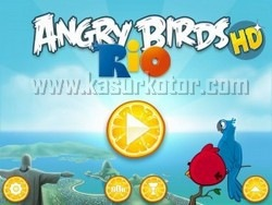 angry birds rio - Symbian