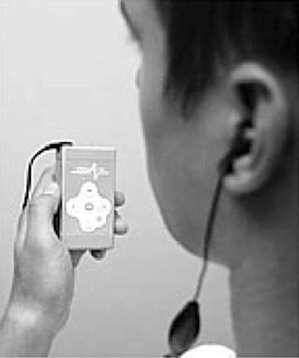 Заикание.NET:Устройство VoiceAmp 601