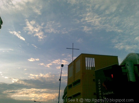 skywatch, church