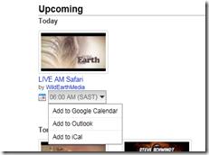Youtube_Live_Calendar