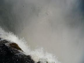 Garganta del Diablo de día, Cataratas del Iguazú