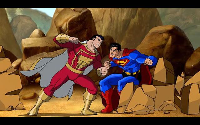 Superhero Animated Movies