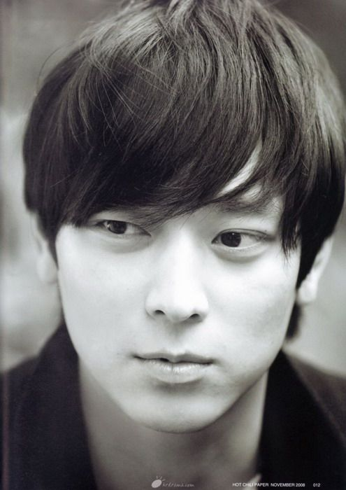 Kang Dong Won Photoshoot