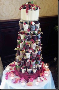 Chocolate-Cups-Wedding-Cake-Dunkenhaglh