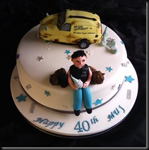 Trotter Van Cake