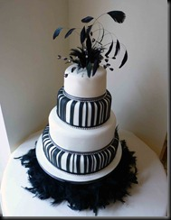 4-tier-black-and-white-strips-cake