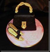black-handbag-cake