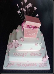 2-tier-pink-ChristeningToys-Cake