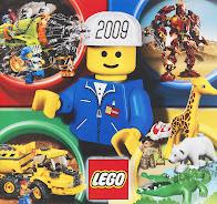 Русский каталог LEGO за первое полугодие 2009 года