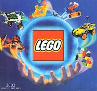 Русский каталог LEGO за второе полугодие 2002 года