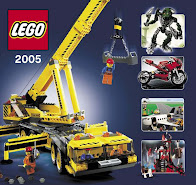 Русский каталог LEGO за 2005 год