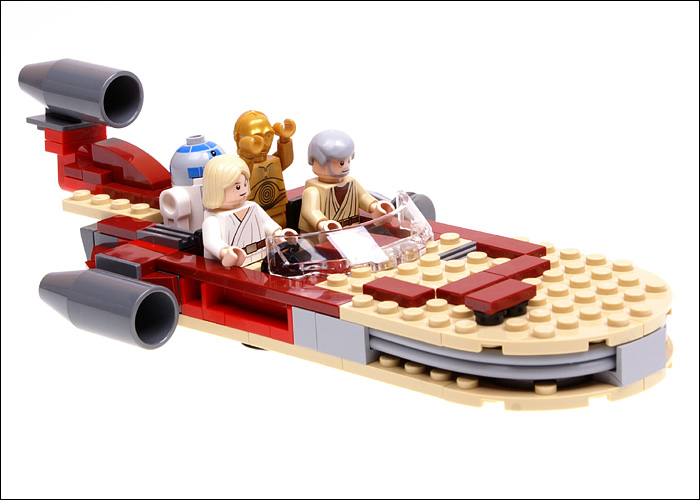 bricker Кон����к�о� lego 8092 Спиде� Л�ка lukes