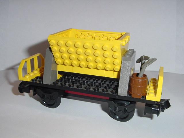 lego classic train instructions