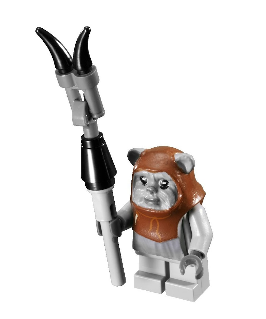 Warriors Forest Of Secrets Summary: Construction Toy By LEGO 8038 The Battle Of Endor