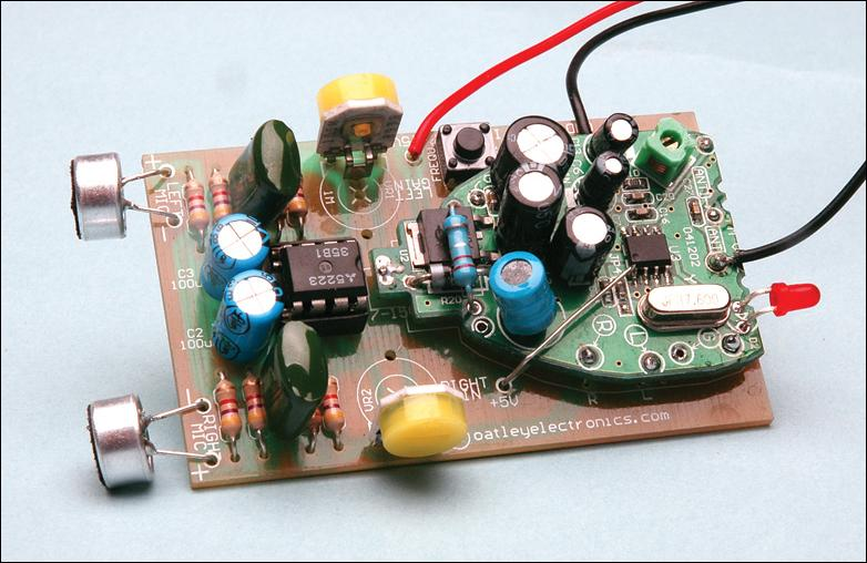 circuit diagram quality stereo wireless microphone or audio link rh cidigg blogspot com
