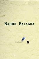 Screenshot of Nahjul Balagha