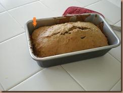 banana bread kinfe skills
