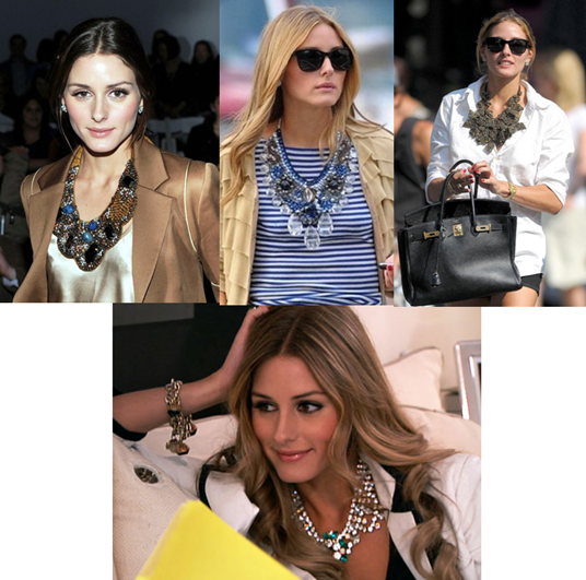 olivia necklaces