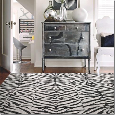 flor mod zebra